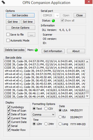 OPN2001-aplikace